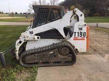 2005 BOBCAT T190 Tractor loader