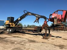 2007 CATERPILLAR 559 Log loader