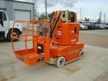 Used Jlg E18MJ Artic