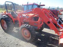 2001 KUBOTA M6800DT Tractors