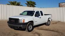 2007 GMC SIERRA EXTENEDED CAB P