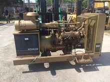 1998 KOHLER 100 KW Generators