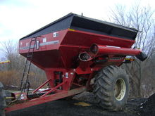 2007 Unverferth 5525 Grain cart
