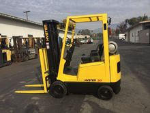 2003 HYSTER S30XM Forklifts