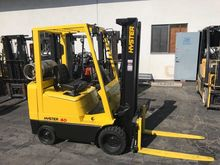 Used 2001 HYSTER S40
