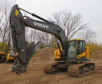 2015 VOLVO ECR235DL Excavators