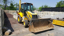 2011 NEW HOLLAND B95B Backhoe l