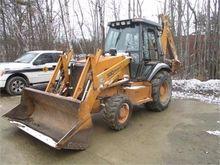 1998 CASE 580L Backhoe loader