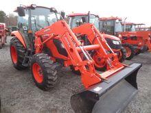 2014 KUBOTA M7060HDC12 Tractors