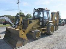1996 Caterpillar 426B Backhoes