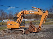 2007 CASE CX135 SR Excavators