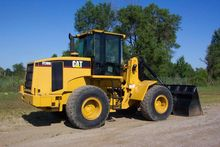 1997 CATERPILLAR IT38G Loaders