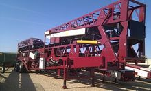2012 MASABA 36x125 Conveyor fee