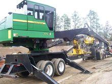 2012 JOHN DEERE 437D Log loader