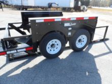 2017 ANDERSON TRAILER HDL612 Dr
