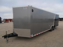 2015 BRAVO Enclosed Car hauler