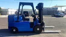 2002 LOWRY L155XD Forklifts