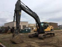 2013 VOLVO EC250DL Excavators