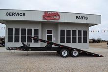 2012 PJ Trailers T8 Car hauler