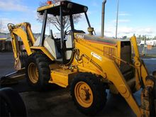 1993 CATERPILLAR 416B Backhoe l