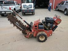 2010 DITCH WITCH RT12 Trenchers