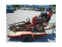 2009 DITCH WITCH RT12 Trenchers