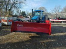 1999 NEW HOLLAND 8360 Tractors