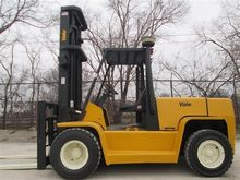 2004 YALE GDP155CA Forklifts
