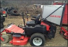 2008 Gravely PM252Z Mower