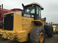 1998 John Deere 644H Loaders