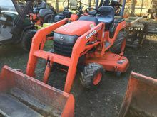 2001 Kubota BX2200 Loaders