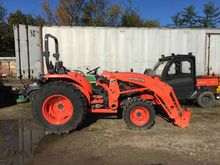 2013 Kubota L4600 Tractors