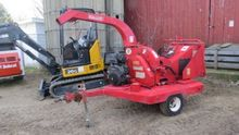Used MORBARK CHIPPER