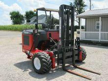 2010 Moffett M55 Forklifts