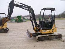 2012 JOHN DEERE 35D Excavators