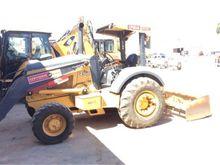 2013 DEERE 210K Skip loaders