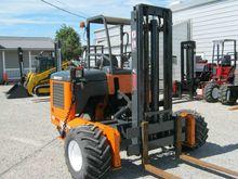 2011 Moffett M55 Forklifts
