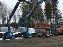 2007 GENIE S45 Manlift