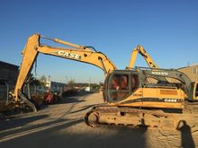 2006 CASE CX210 Excavators