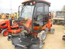 JACOBSEN TURFCAT T628D Riding l