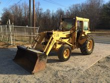Used FORD 340B Tract