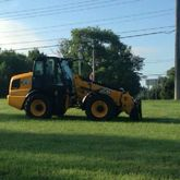 New 2016 Jcb TM320 T