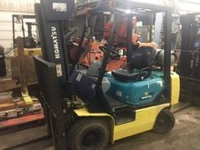 KOMATSU FG15 Forklifts