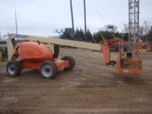 2008 JLG 600A Booms