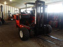 2001 Moffett M5000 Forklifts