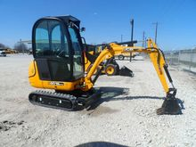 2011 Jcb 8018 Excavators