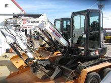 2015 BOBCAT E35I Excavators