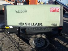 2012 SULLAIR 185CA Air compress
