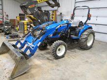 2008 NEW HOLLAND T2310 Compact