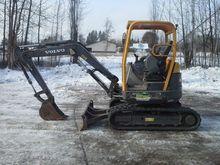 2011 VOLVO ECR38 Excavators